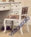 MADLEN КРЕСЛО Д/ТУАЛ. СТОЛИКА, Туалетный столик мадлен, комод в спальню madlen, спальня китай, мебель ясень