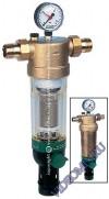 HONEYWELL-F76S-1/2AA (AB,AC,AD) 100MK (20MK, 50MK, 200MK), Механические фильтры тонкой очистки с обратной промывкой Honeywell-серия F76S